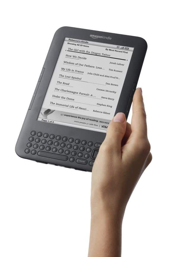 Less than four years after debut, Kindle books outselling all print books on Amazon
