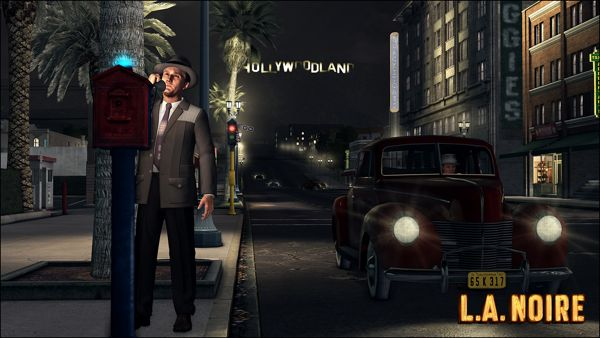 "Cinematic ""L.A. Noire"" for PS3, Xbox 360 hits the streets"