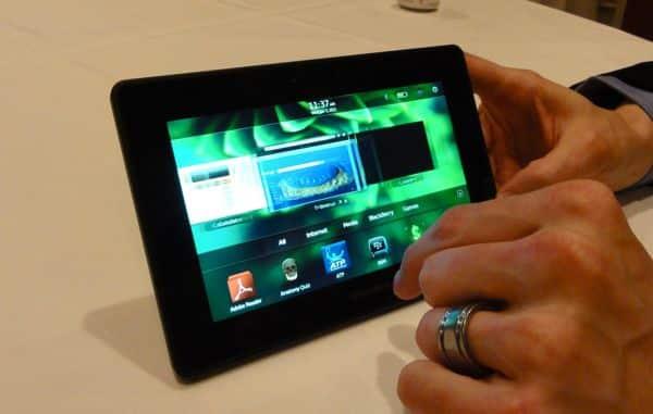 """RIM: Only a """"small number"""" of faulty PlayBook tablets in hands of customers"""