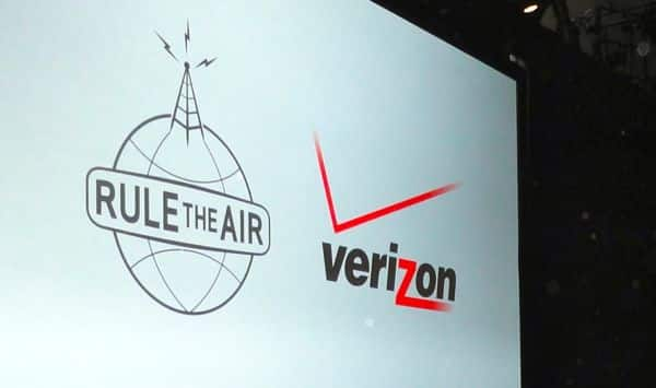 Verizon mulling family plans for data