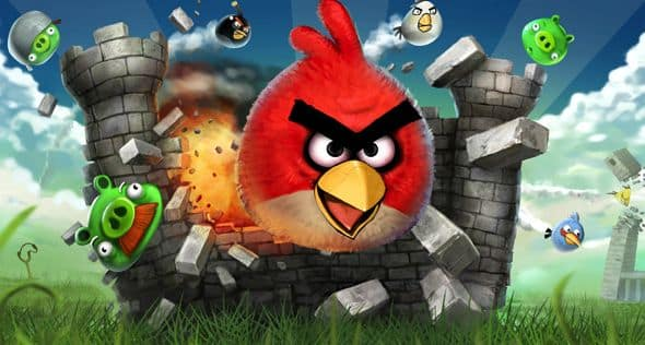 Angry Birds coming to a Roku TV set-top box near you