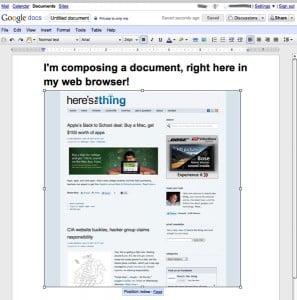 5 nifty Google Docs tricks