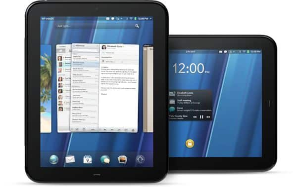 HP kills off HP TouchPad tablet, leaves mobile WebOS platform in the lurch