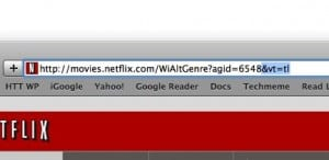 How to re-enable sorting for instant Netflix videos