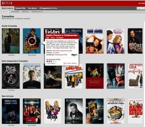 Netflix bows to pressure, will re-enable sorting for instant videos