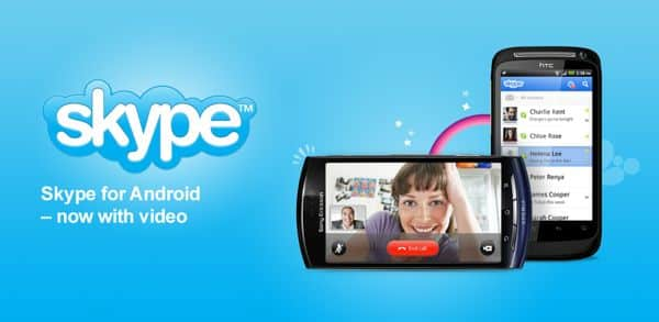 Skype for Android gets video calling—but only for 4 phones (video)