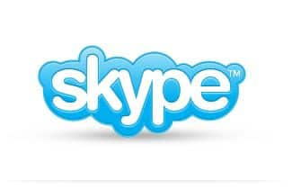 Skype back up after brief hiccup