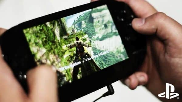 Kids aren't the only ones drooling over Sony's handheld NGP gaming console