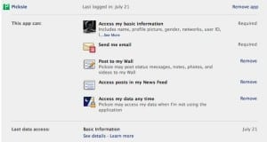 How to keep your Facebook apps and games from posting to your wall