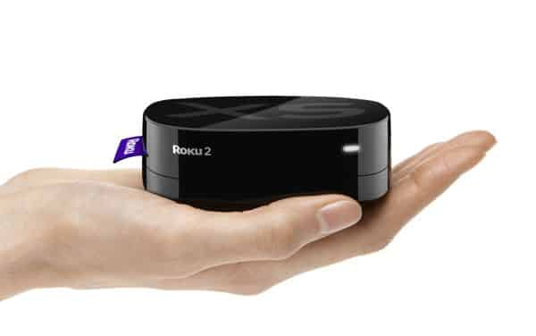 Roku 2 streaming TV box slingshots Angry Birds when it's not playing Netflix, Hulu videos