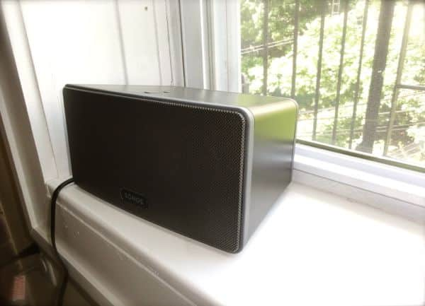 Sonos Play:3 brings wireless music to any room, minus the hassle