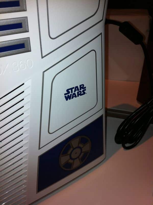 R2-D2-themed Xbox 360 is the droid—er, console—you're looking for