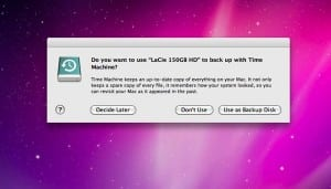 How to back up your Mac with Time Machine