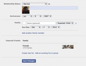 Baby on the way? How to tell the world—on Facebook