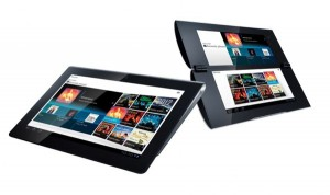 Sony breaks the mold with new Android tablets