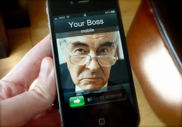 Iphone Tip A Sneakier Way To Send Incoming Calls To Voice