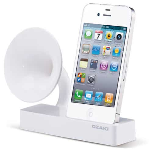 iPhone, meet gramophone