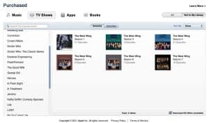 How to download—again and again—your purchased TV shows from iTunes