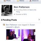 Updated Facebook app for iPhone gets new sharing controls