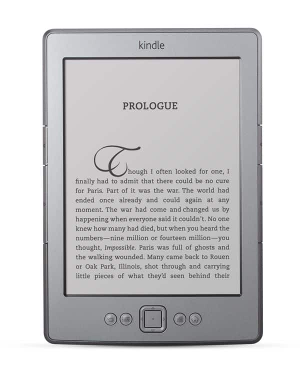 kindle ebook document kind