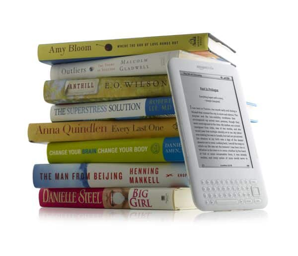 a way to get unfastened kindle books from amazon
