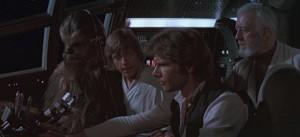"The ""Star Wars"" saga on Blu-ray: first impressions"