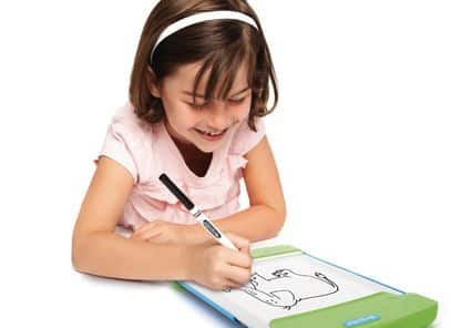 "Crayola ""Trace & Draw"" lets your kids scribble away on the iPad 2's screen"
