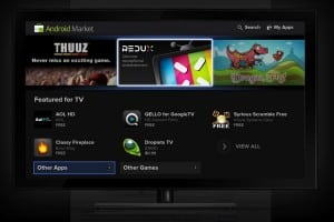 Android apps finally coming to revamped Google TV