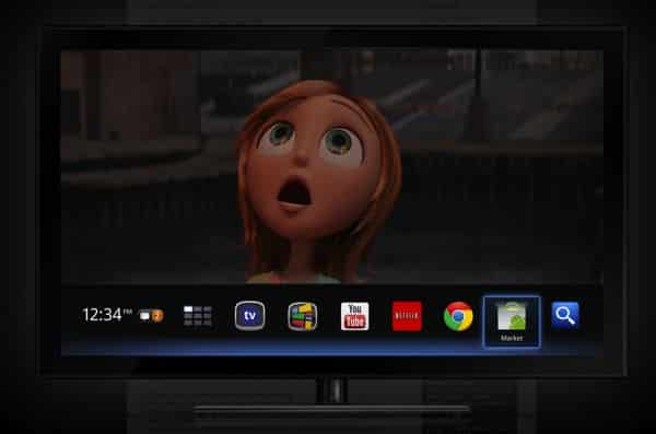 Android Market apps finally coming to revamped Google TV