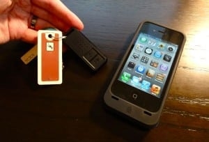 Video review: A wireless security tether for your wayward iPhone