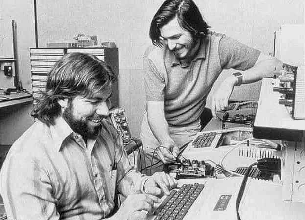 How to write a program in Integer BASIC on the Apple II computer (RIP, Steve Jobs)