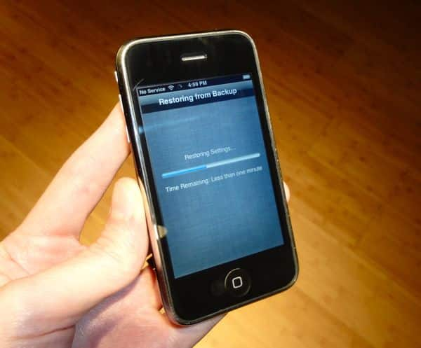 "Restoring an iPhone with iCloud Backup; 10 daily-deal tips; the scoop on ""Ice Cream Sandwich"" (week in review)"
