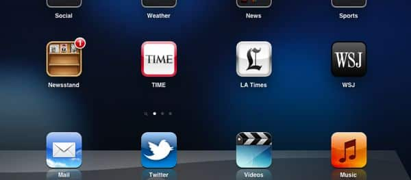 iOS 5 Newsstand1 Why cant I put all my newspapers and magazines in iOS 5s Newsstand? (reader mail)
