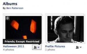How do I keep everyone on Facebook from seeing my photos? (reader mail)