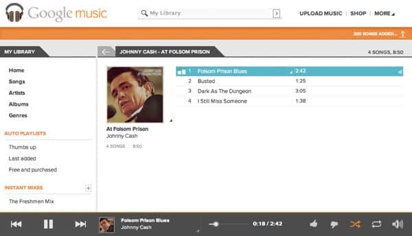 How to upload and stream your tunes with Google Music