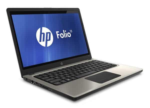 HP's slim, light Folio 13 laptop promises 9 hours of battery life