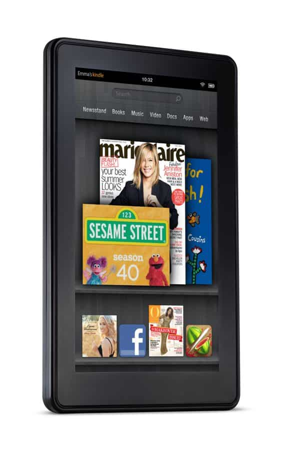 "Kindle Fire review roundup: ""Not an iPad killer,"" but ""teriffic"" at $200"
