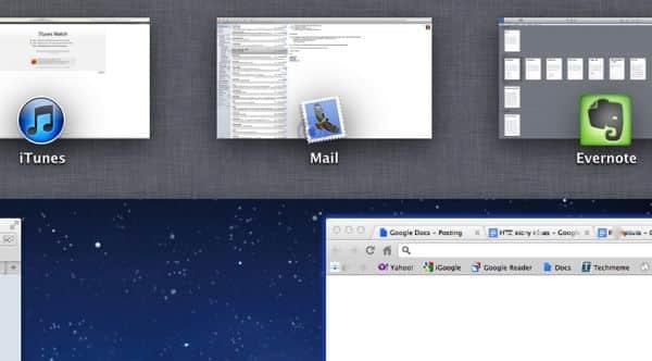 Mac Desktop Labels