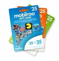 Are there any Android app gift cards for international shoppers?