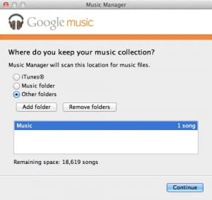 How to upload and stream your tunes using Google Music