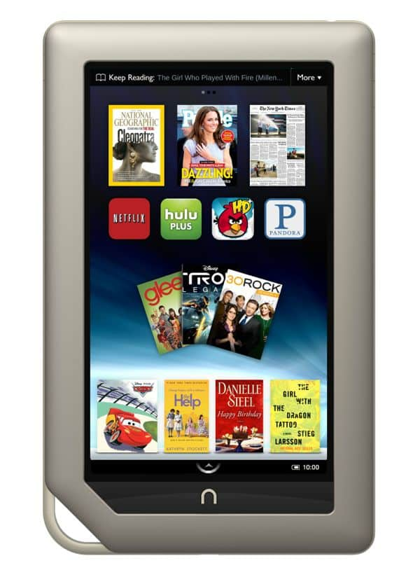 The new Nook Tablet; 5 iPhone apps that'll make you sweat; how to pick a new phone (week in review)