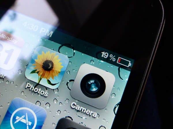 Poor battery life on your iPhone 4S? You're not the only one