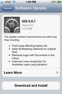 Apple releases iOS update to fix iPhone battery woes