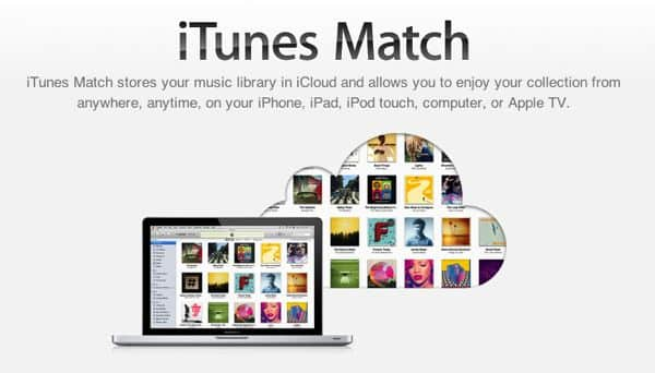 iTunes match main page How to stream all your music from iCloud with iTunes Match