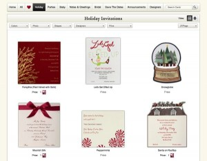 Seasons e-greetings! Top 5 sites for sending holiday cards