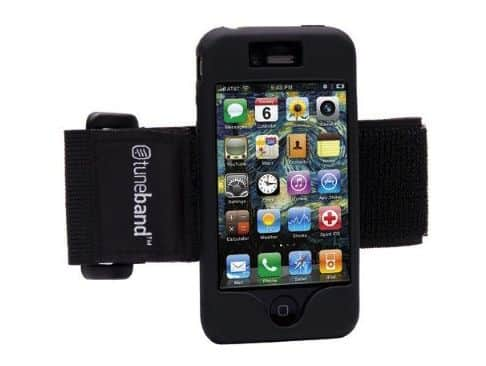 Tuneband for iPhone Holiday Gift Guide: 10 tech gifts under $20