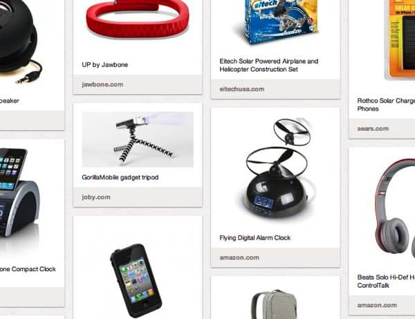 Visit the here's the thing Holiday Gift Guide on Pinterest