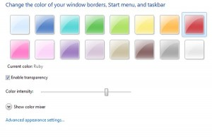 Window glass color 300x195 5 essential makeover tips for your Windows desktop