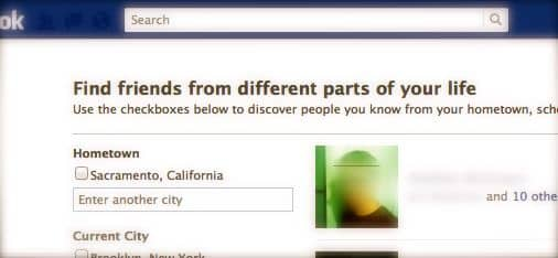 Facebook People You May Know page Facebook tip: How to limit who sees you as a suggested friend