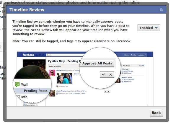 "How—and why—to turn on Facebook's ""Timeline Review"" feature"